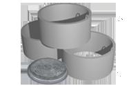 Колодезные кольца, защитные плиты, люки канализационные чугунные