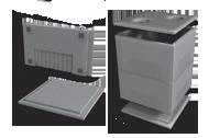 Сборные железобетонные камеры на тепловых сетях