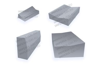 Блоки бетонные Б-5, Б-1, Б-2